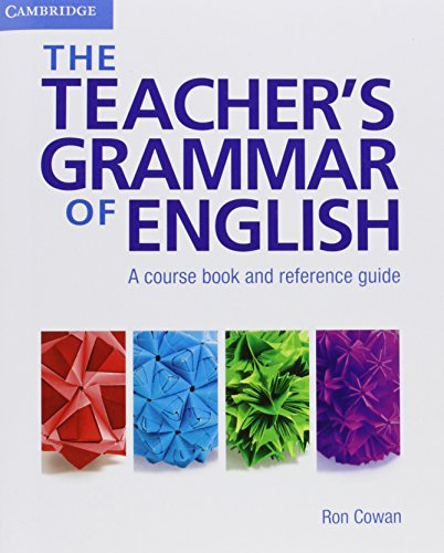 Teacher's Grammar Of English