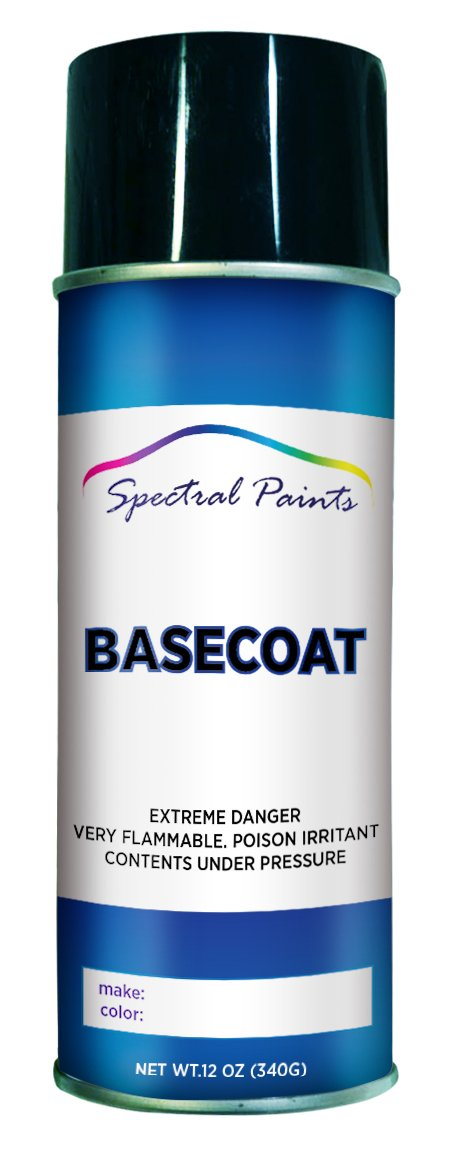 Spectral Paints Compatible/Replacement for Honda NH797M Modern Steel Metallic 12 oz. Aerosol Spray Paint
