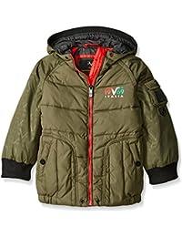 Big Boys' VB Basic Jacket, Forest Night, 10/12