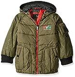 Versace Little Boys' VB Basic Jacket, Forest Night, 7