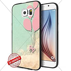 Beautiful Arts WADE7754 Samsung s6 Case Protection Black Rubber Cover Protector