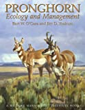 img - for Pronghorn: Ecology & Mangemt: Ecology and Management book / textbook / text book