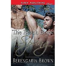 The Beach Boys: Spring (Siren Publishing Classic ManLove)