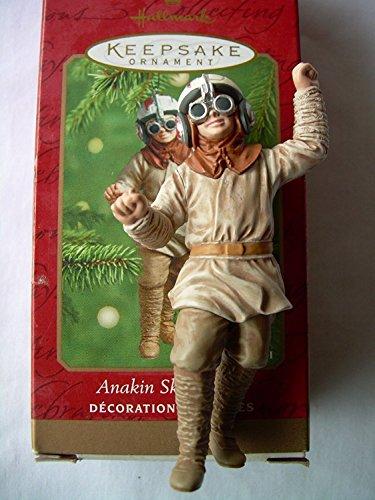 Star Wars Anakin Skywalker ornament (Horse Miscellaneous Tack)