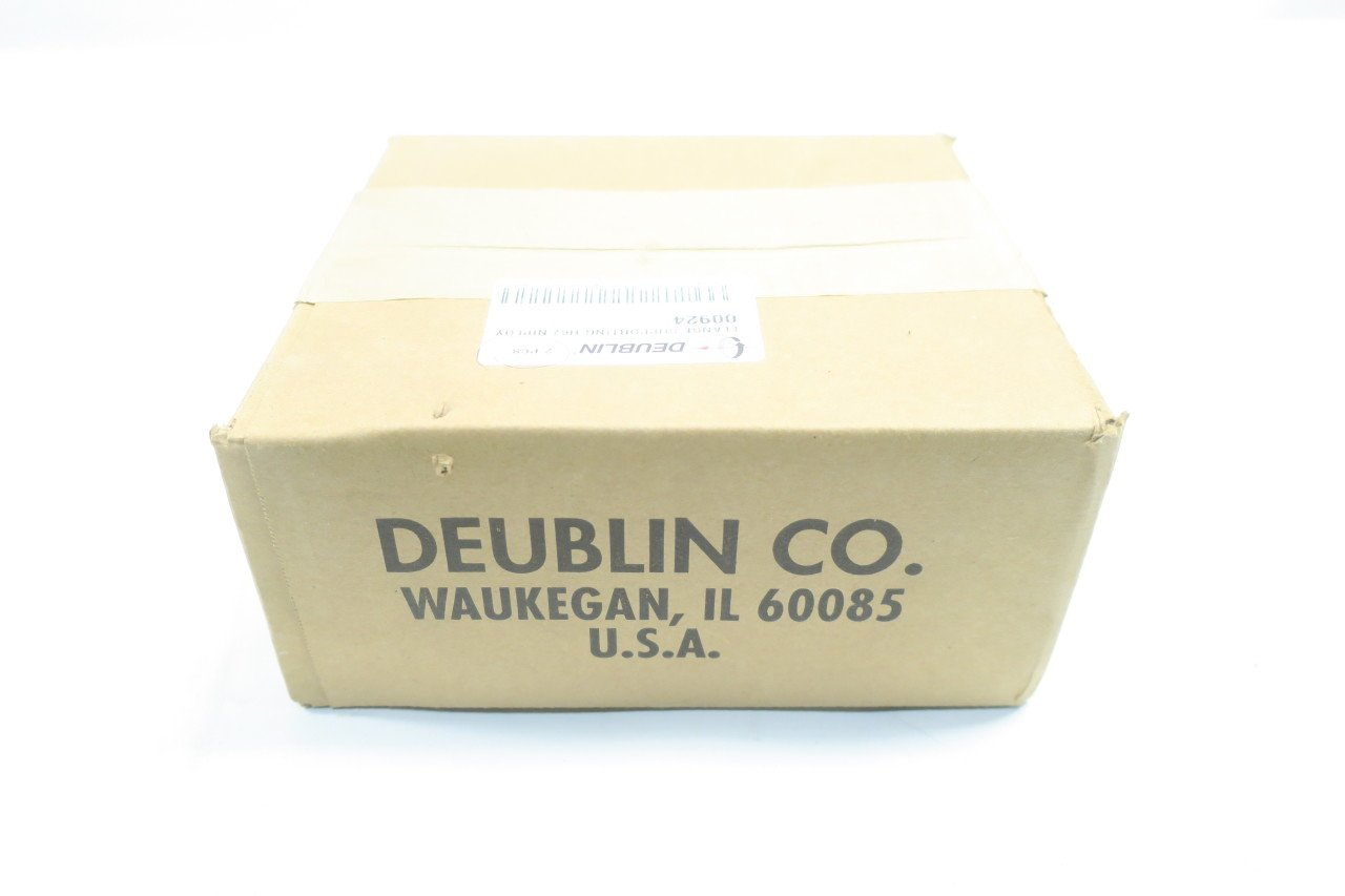 BOX OF 2 NEW DEUBLIN 00924 H67 NIPLOY SUPPORTING FLANGE D590710