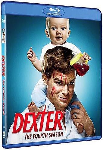 Dexter: The Fourth Season (With Limited Edition Bonus Disc) (4-Disc Set) [Blu-ray]