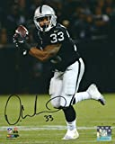 Autographed DeAndre Washington 8x10 Oakland Raiders Photo
