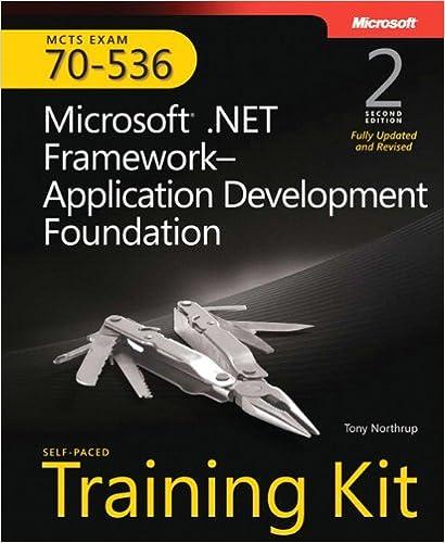 Microsoft 70-536 Dumps PDF