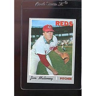 1970 TOPPS #320 JIM MALONEY EX *123456