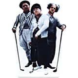 """The Three Stooges """"Golf"""" - Advanced Graphics Life Size Cardboard Standup"""