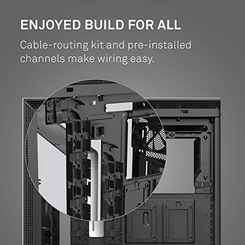 Build My PC, PC Builder, NZXT CA-H710B-W1