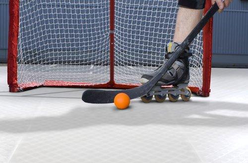 - IncStores Indoor/Outdoor Inline Hotshot Hockey Floor Tiles 18