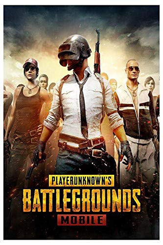 Buy Chd Graphic Pubg Hd Wallpaper Wall Poster Multicolor Print Vinayal Sheet 18 X 24 Inches Online At Low Prices In India Amazon In