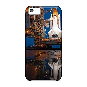 New Space Shuttle Tpu Skin Case Compatible With Iphone 5c