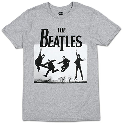 Shirts Band Xxl (The Beatles - Jump Photo T-Shirt Size XXL)