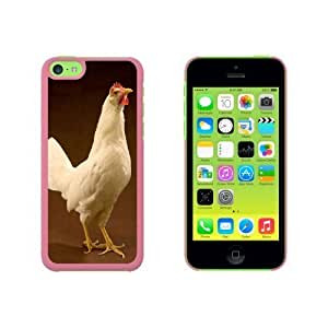 Chicken Snap On Hard Protective For Iphone 6 Plus 5.5 Phone Case Cover - Black