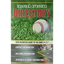 Baseball America 2017 Directory