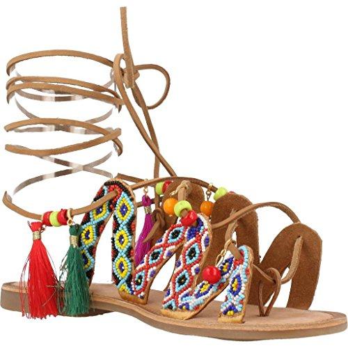 Sandalias y chanclas para mujer, color marr�n , marca GIOSEPPO, modelo Sandalias Y Chanclas Para Mujer GIOSEPPO 40670G Marr�n marr�n