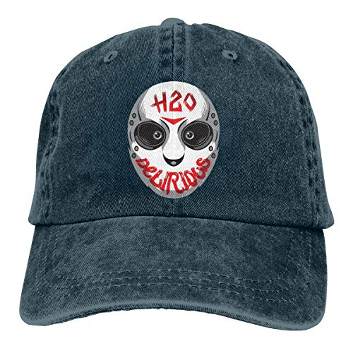 - Ainlgchoo! Unisex Hats H2O Delirious Casual Style Casquette Navy