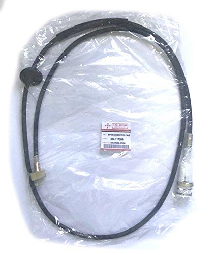 ihave Speedometer Cable for Mitsubishi L200 TRITON SPORTERO STRADA 2500 MR117598 2WD Length 71.5 inch