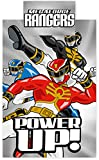 Power Rangers 'Power UP' Single Duvet Cover Character With Pillowcase