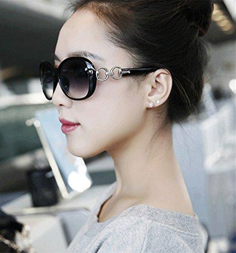 Nuevas Youkara Moda Mujeres Gafas Moda 4 de de de de Las Las 1 Gafas Sol de Sol de nxrSZn0w