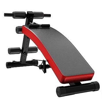 YWQZ Banco De Musculació para Gimnasio Plegable, Banco Fitness De ...