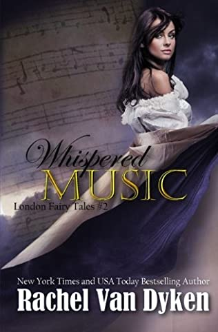 book cover of Whispered Music