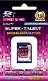 SuperTalent SDXC UHS-I Class10 Premiumシリーズ 512GB