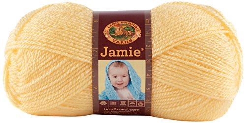 Bulk Buy: Lion Brand Jamie Yarn (3-Pack) Sunshine - Shine Worsted Yarn