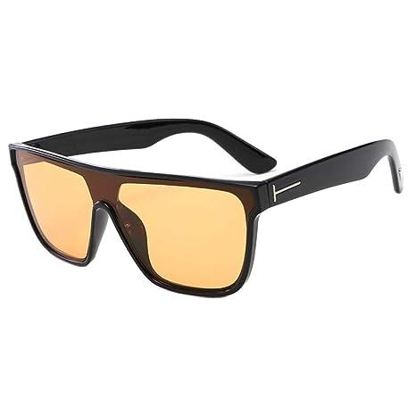 Yangjing-hl Gafas de Sol de Caja siameas Gafas de Sol de ...