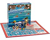 Swimzania - New Educational Family Board Game Specially Designed To Support Children Learning To Swim - Swimming Race Board Game for Boys and Girls - Special Gift For Swimmers - Interactive Board Games - Fun Toy for Sports Enthusiastic Families