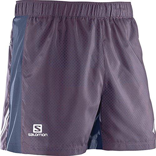 - Salomon Men's Agile Shorts, Mavericks, X-Large