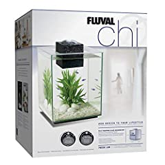 Aquariums can have a calming and relaxing effect on us. Fluvial Chi takes this concept a step further. Inspired by Feng Shu, this unique aquarium is designed to create the perfect balance of sight and sound to help inspire positive life flow ...