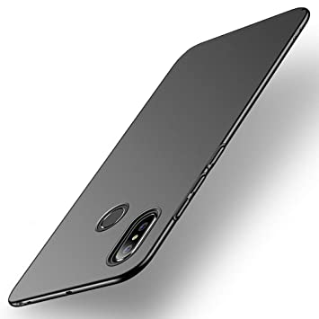 YIIWAY Funda Xiaomi Mi MAX 3, Ultra Slim Funda Case Cover + ...