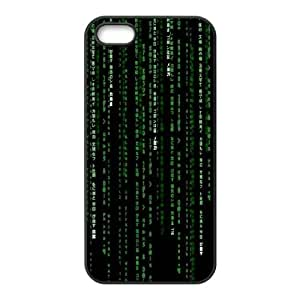 Stevebrown5v the Matrix IPhone 5,5S Case the Matrix Cute for Girls, Cute Iphone 5s Cases for Teen Girls Cute for Girls [Black]