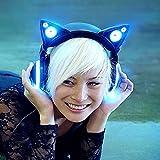 AXENT Wear–Cat Ear Headphones with Speaker