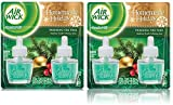 Air Wick - Homemade Holiday - Oil Refills - Trimming the Tree ~ Limited 2 Pack - 4 Refills (4)
