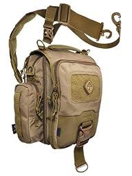 Hazard 4 Kato Ipad/Tablet Mini Messenger Bag with Molle, Coyote