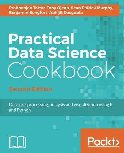 Best data science cookbook for 2020