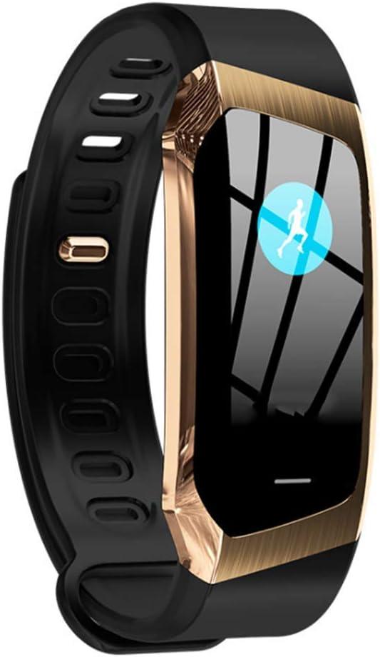 OOFAY Pulsera De Actividad, Reloj Inteligente con Pulsómetro Y Presión Arterial Relojes Deportivos GPS Impermeable IP67 Monitor De Ritmo Cardíaco Actividad Pulsera Reloj Fitness Podómetro