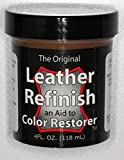 Wine - Leather Refinish an Aid to Color Restorer (Leather Repair) (Vinyl Repair)