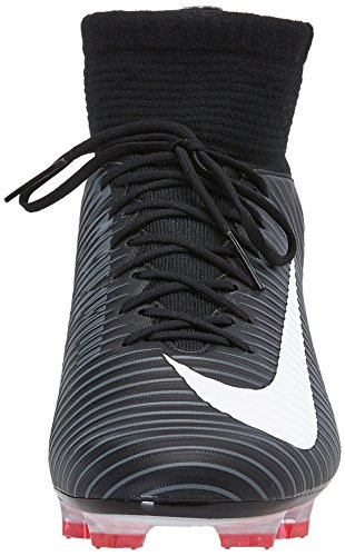 Dark Nike FG Men's DF III Veloce Mercurial Grey Black White rw8xq1rSB