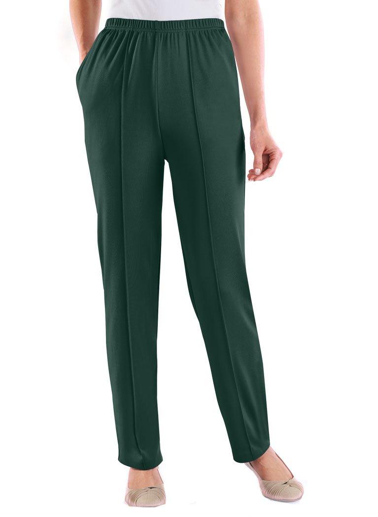 AmeriMark Knit Pull-On Pants