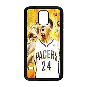C-EUR Customized Print Paul George Hard Skin Case Compatible For Samsung Galaxy S5 I9600