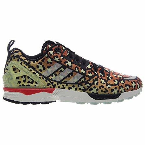 Adidas Zx Flux Supcol / Ltflye / CSort iDtq7Phmx