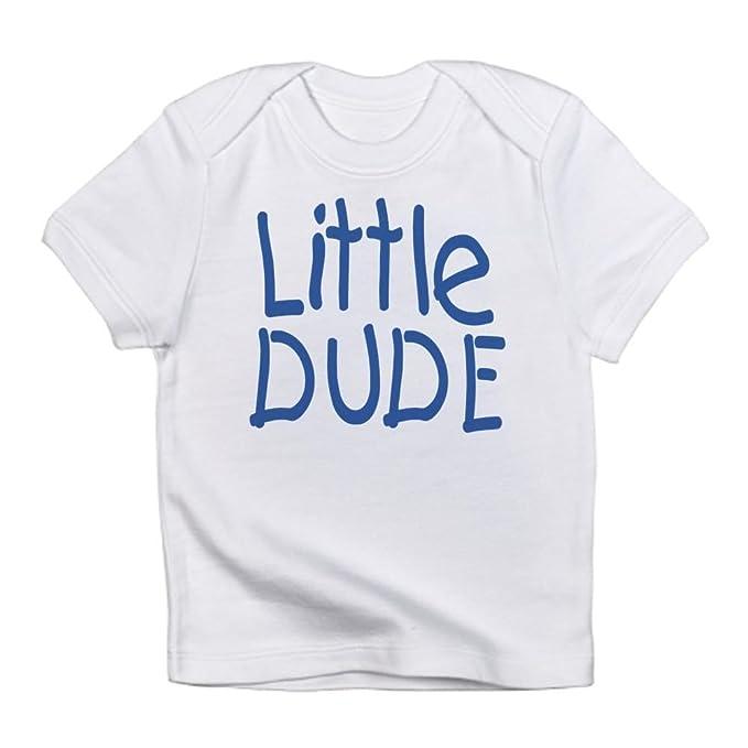 6e6702e18 Amazon.com: CafePress - Big Dude-Little Dude - Cute Infant T-Shirt ...