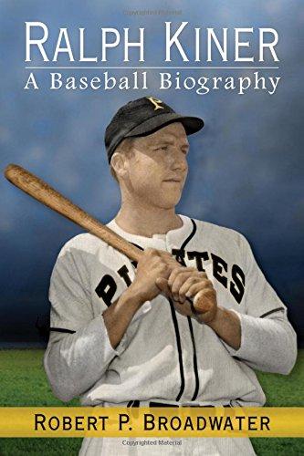 Ralph Kiner: A Baseball Biography (Randolph Engineering Case)