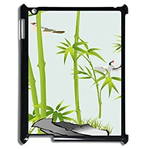 Bamboo Use Your Own Image Phone Case for Ipad2,3,4,customized case cover ygtg-335304