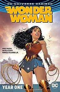 Wonder Woman Vol. 2: Year One (Rebirth)